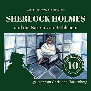 Sherlock Holmes und die Narren von Bethlehem Titelbild