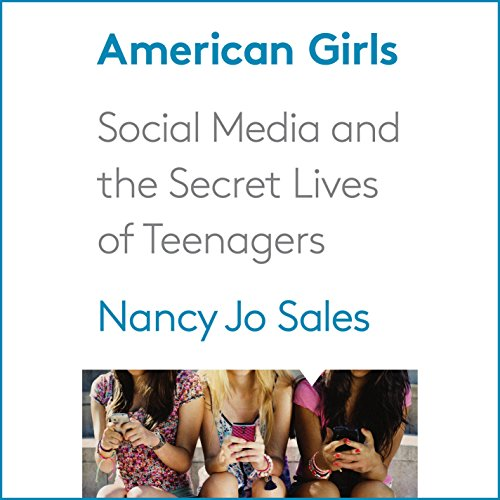 American Girls audiobook cover art