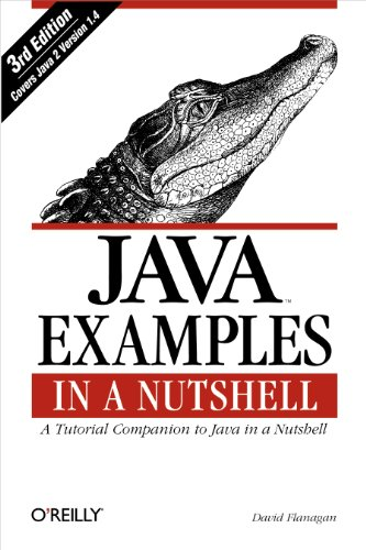 Java Examples in a Nutshell: A Tutorial Companion to Java in a Nutshell (In a Nutshell (O'Reilly)) (English Edition)