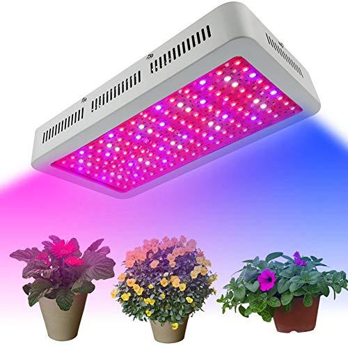TZTED 1500W Croissance et LED Floraison Horticole pour Hydroponique Grow Box Plants Germination Floraison Horticole Lampe Réflecteur