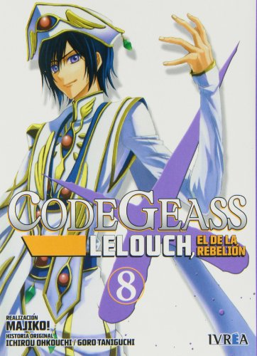 Code Geass. Lelouch. El De La Rebelión 08 (Shonen - Code Geass Lelouch)