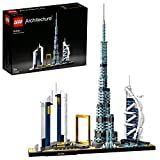 LEGO 21052 Architecture Modèle Dubaï, Skyline Collection, Ensemble de construction à collectionner