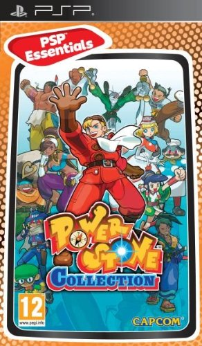 Power Stone Collection (PSP) UK Edition