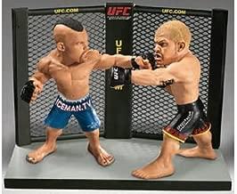 Round 5 UFC Versus Series 1 Action Figure 2Pack Chuck Liddell Vs. Tito Ortiz UFC 47