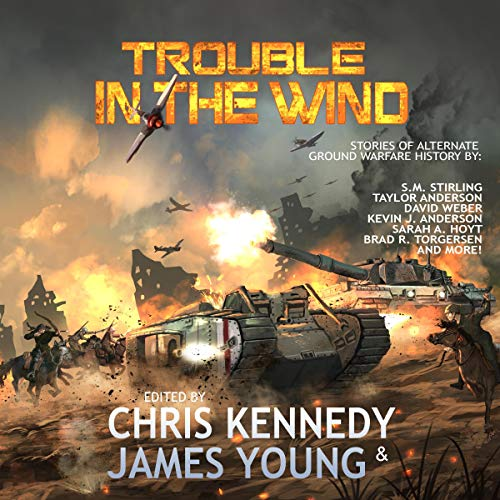 Trouble in the Wind: The Phases of Mars, Book 3