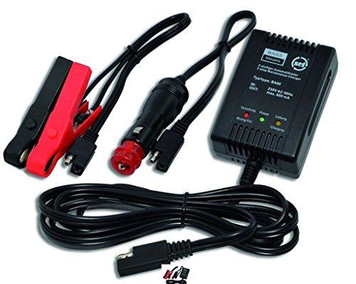 Ledershop-online Batterieladegerät Motorrad Ladegerät BA 80 von BAAS