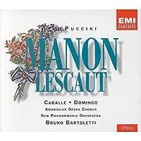 Manon Lescaut by G. Puccini