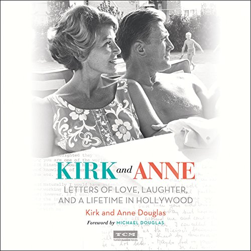 Kirk and Anne audiobook cover art