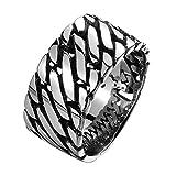 ZAKAKA 指輪 メンズ リング ファッション アクセサリー [ギフトボックスを提供] 17号 19号 21号24号を提供 (19)