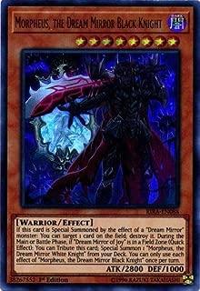 Yu-Gi-Oh! - Morpheus, The Dream Mirror Black Knight - RIRA-EN088 - Ultra Rare - 1st Edition - Rising Rampage
