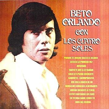 Beto Orlando Con los Cuatro Soles
