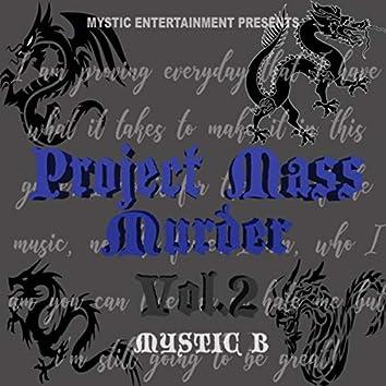 Project Mass Murder, Vol. 2