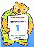 Pictogramas 1. - 9788466750455