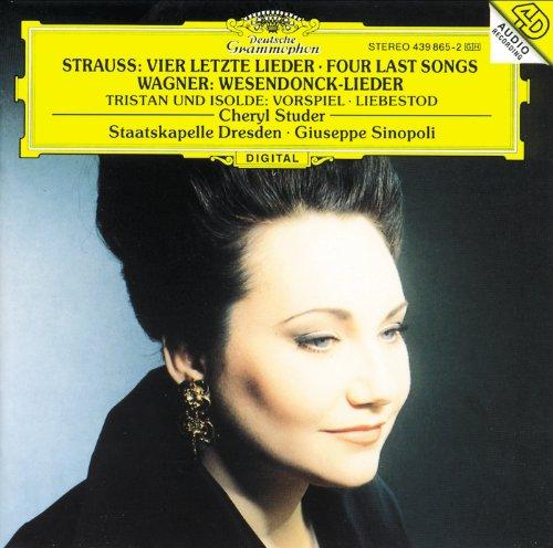 Wagner: Wesendonk Lieder - Five Poems For Female Voice - 4. Schmerzen