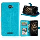 YYhin pour Coque BQ Aquaris U/U Lite,Etui en Cuir pour téléphone Portable, Etui à Rabat en Cuir...