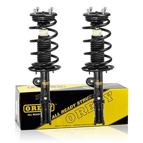 OREDY Shocks Struts 2PCS Front Pair Complete Struts Assembly Kit 172730 172731...