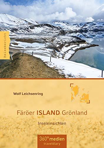 Färöer ISLAND Grönland: Inseleinsichten