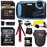 Best Cheap Point And Shoot Cameras - Fujifilm Finepix XP140 (Blue) Point and Shoot Camera Review