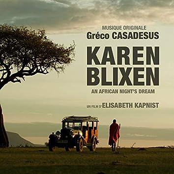 Karen Blixen (Bande originale du film)