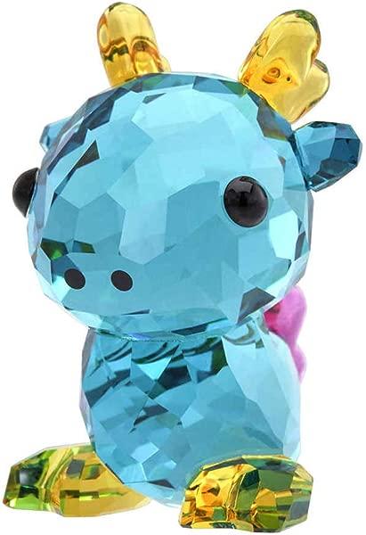 Swarovski Crystal Zodiac Majestic Dragon Figurine 5302554