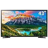Smart TV LED 43' Samsung 43J5290 Full HD com Conversor Digital 2 HDMI 1 USB Wi-Fi Screen Mirroring + Web Browser - Preta