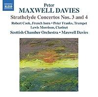 Strathclyde Concertos Nos. 3 & 4