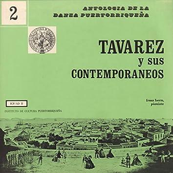 Tavarez y sus contemporáneos