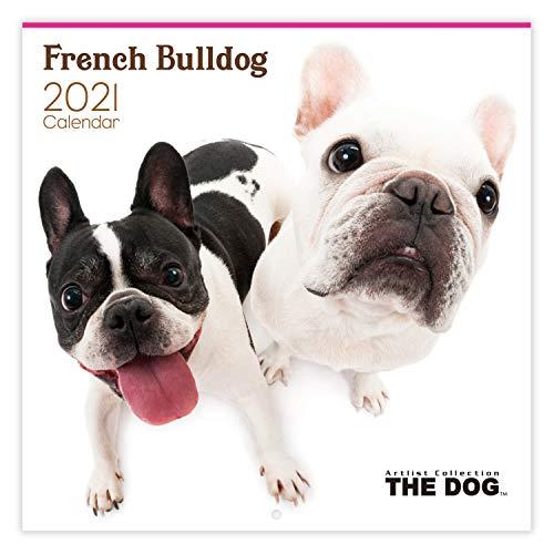 THE DOG 2021 Wall Calendar (French Bulldog)