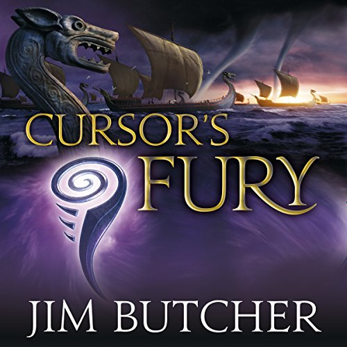 Cursor's Fury audiobook cover art
