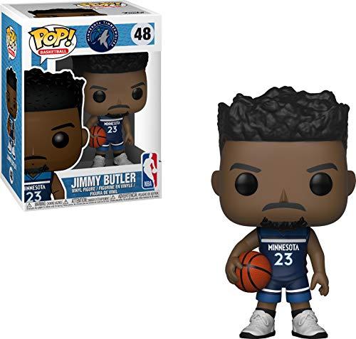 Funko POP! NBA: Timberwolves - Jimmy Butler,Multi