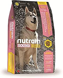 Nutram S9 Sound Balanced Wellness Adult Dog Food, Lamb 2kg