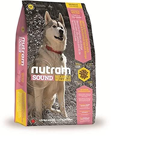 Nutram Dog Adult Lamb & Pearled Barley With Peas & Butternut Squash Recipe 2kg