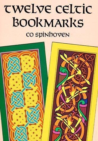 Twelve Celtic Bookmarks by Co Spinhoven (April 5 1994)