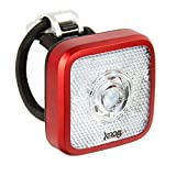Knog Blinder MOB Bike Light: LED, USB Rechargeable, Hi-Powered Bicycle Headlight/Taillight
