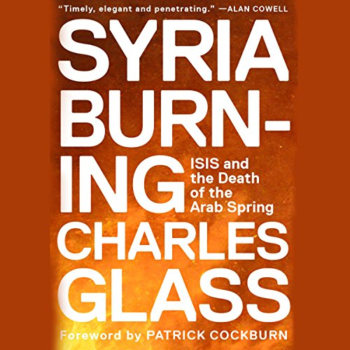 Syria Burning cover art