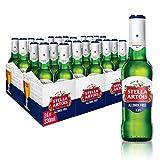 Stella Artois 0% Alcohol Free Premium Lager Beer Bottle, 24 x