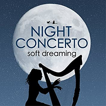 Night Concerto - Sounds of Nature for Soft Dreaming, Slow Deep Breathing Music