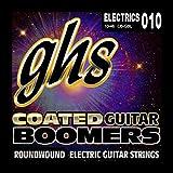 GHS CB-GBL Coated Guitar Boomers Roundwound, light - GHS: Cuerdas guitarra eléctrica CB GBL
