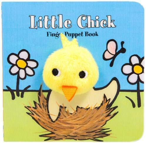 Little Chick: Finger Puppet Book: (Puppet Book for Baby, Little Easter Board Book) (Little Finger Puppet Board Books)
