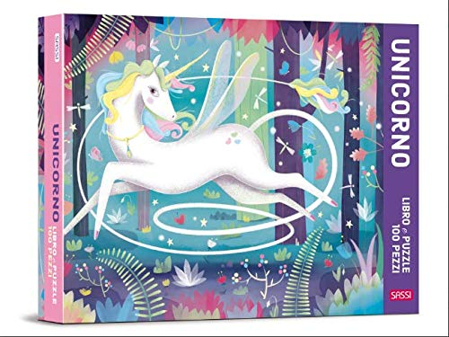 Unicorno. Puzzle 100 pezzi. Ediz. a colori. Con puzzle