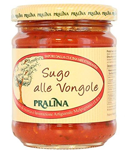 Pralina - Sugo artigianale alle vongole 180gr