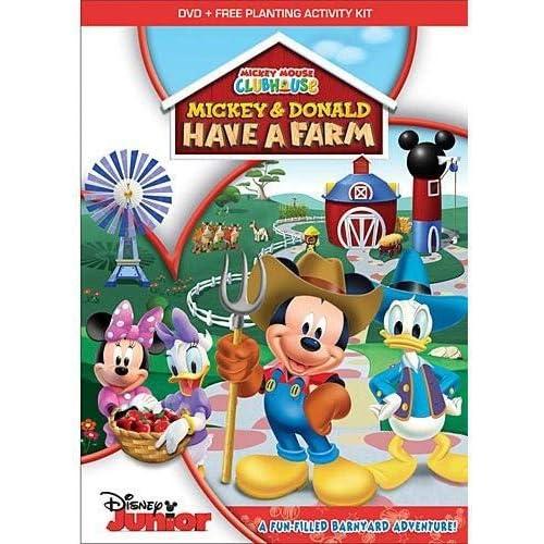 e7177eed51 Amazon.com  Mickey Mouse Clubhouse  Mickey   Donald Have a Farm  Mickey  Mouse Clubhouse  Movies   TV