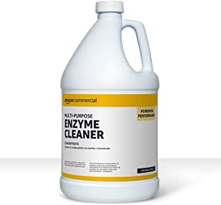 AmazonCommercial Multi-Purpose Enzyme Cleaner, 1-Gallon, 2-Pack