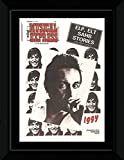 Stick It On Your Wall Mini-Poster Iggy Pop - NME Cover: