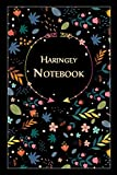 Haringey Notebook: Special Gift for Haringey Citizens, Travellers and Lovers, 100 Timeline Pages of High Quality, 6'x9', Premium Matte Finish