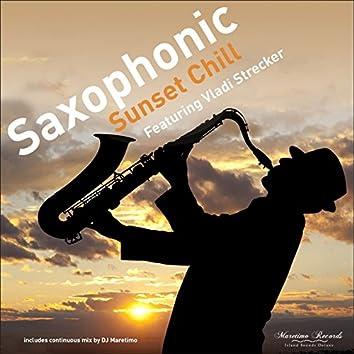 Saxophonic Sunset Chill - Saxophone Lounge Music