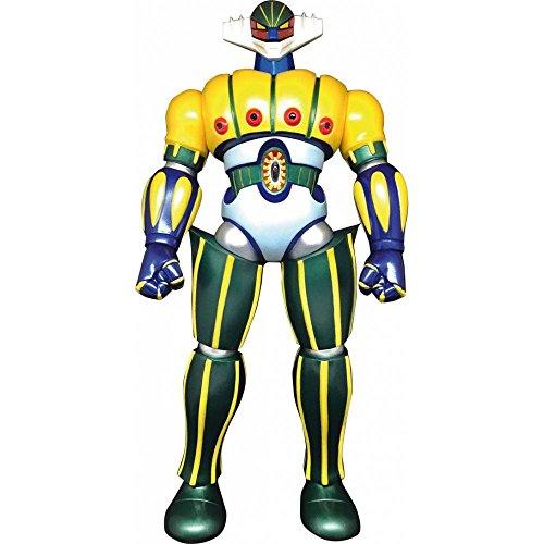 Figura JEEG ROBOT D'ACCIAIO 40cm ANIME METAL VERSION Limited Edition ORIGINALE Marmit HL PRO Japan
