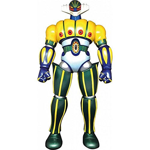 Figura JEEG ROBOT D\'ACCIAIO 40cm ANIME METAL VERSION Limited Edition ORIGINALE Marmit HL PRO Japan