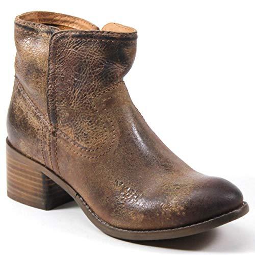 Diba True Walnut Grove Ankle Bootie (11 M US, Tan)