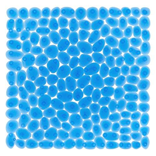 Differnz 31.002.36Lapis Tappeto di doccia antidéparant 55x 55Blu